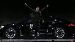 Tesla - Tesla Model S 2021 - Tesla Model S Plaid - Elon Musk - 129.990...