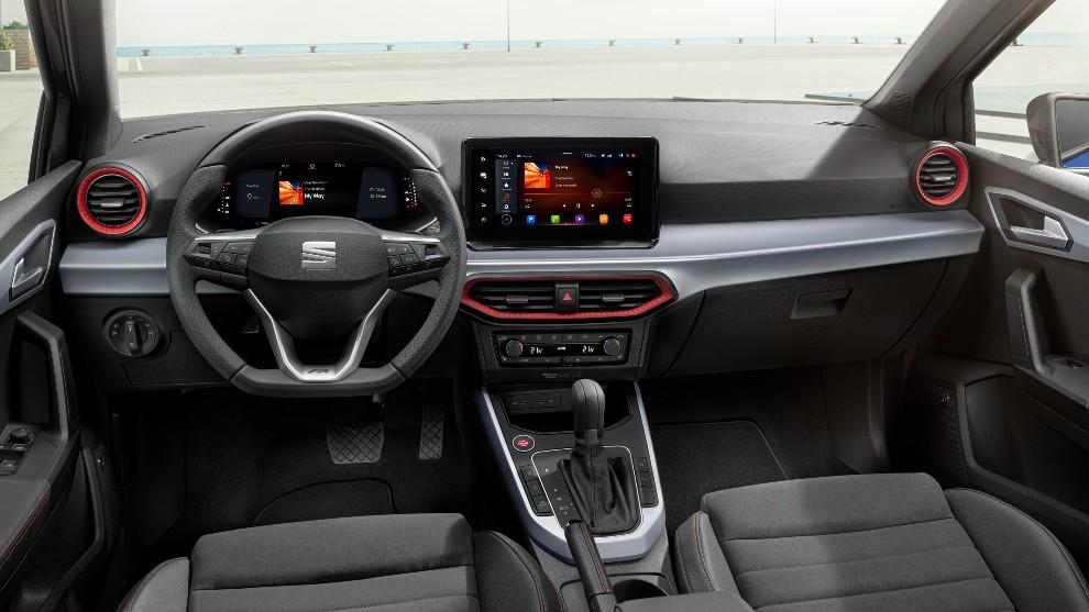 Seat Arona - Arona 2021 - líder del mercado - SUV - crossover - interior