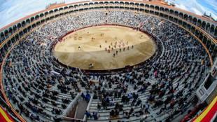 Imagen panorámica de Las Ventas.