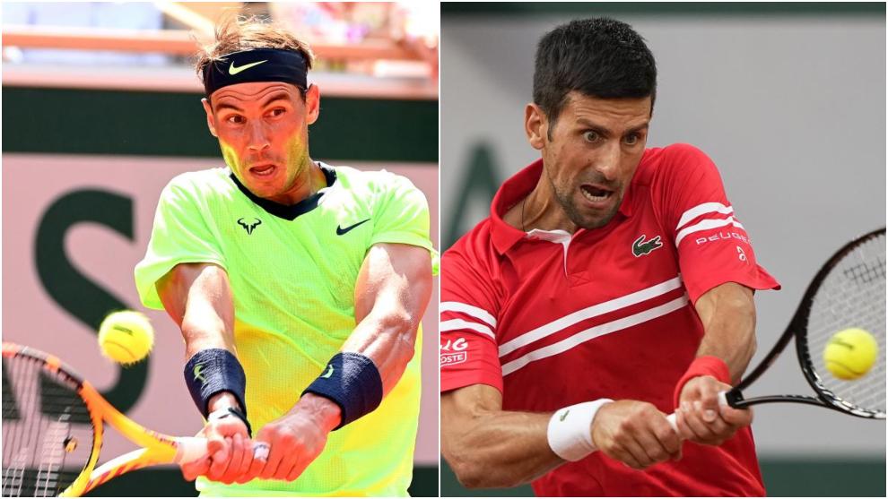Nadal-Djokovic, la previa del mejor partido del mundo en directo