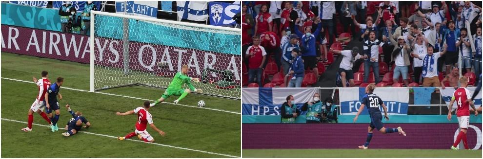 Christian Eriksen se desvanece en el Dinamarca vs Finlandia: En vivo últimas noticias, reporte médico y final del partido
