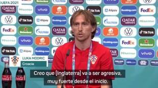 """El cabreo de Modric: """"La arrogancia no sale de los jugadores sino de los periodistas..."""""""