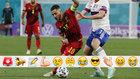 Eden Hazard, ante Rusia.
