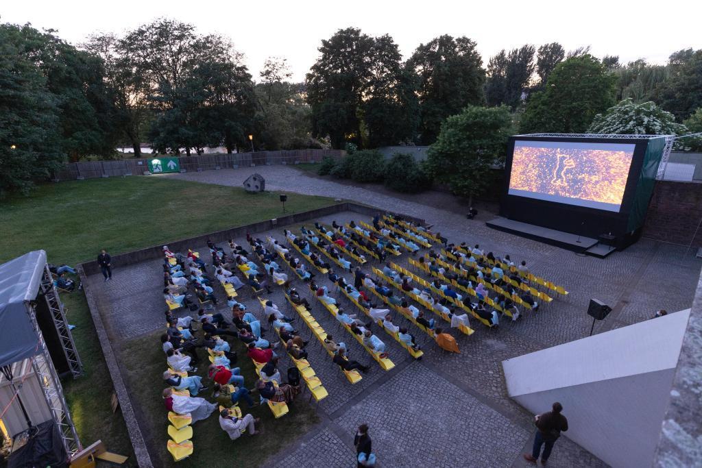 Berlinale Summer Special. Versión al aire libre del Festival de cine de Berlín