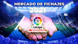 Mercado de fichajes Segunda división 2021/22 - Rumores Altas Bajas...