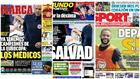 Lo que dice la prensa mundial sobre el milagro de Eriksen