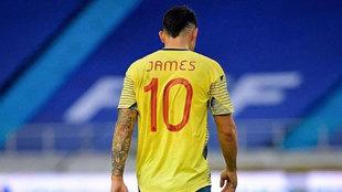 """James no se muerde la lengua: """"Hay que tener códigos, güe***"""""""