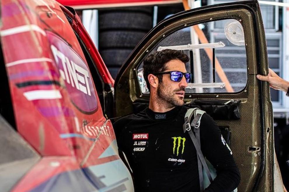 Armand Monleón ha copilotado hacia el triunfo a Lucio Álvarez.