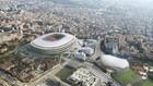 El nuevo Camp Nou tardará más de lo previsto