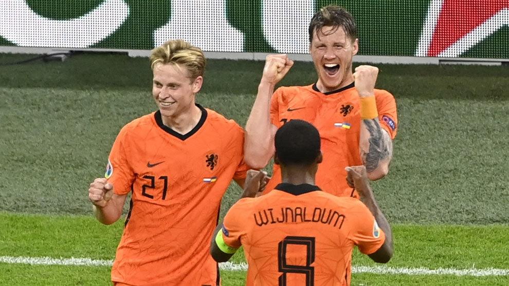 Países Bajos conquista el mejor partido de la Euro