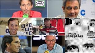 """Paco González: """"Y de pronto aparece Gil gritando '¿Dónde está el hijo de p*** de De la Morena?'"""""""