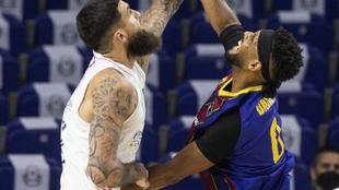 ¿Quién es favorito en el Barça Basket vs Real Madrid en el segundo...