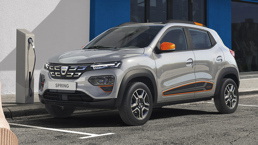 Dacia Spring - coche eléctrico - reservas - pedidos - éxito - 10.000 euros