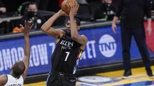 Kevin Durant Playoff NBA - Nets Bucks