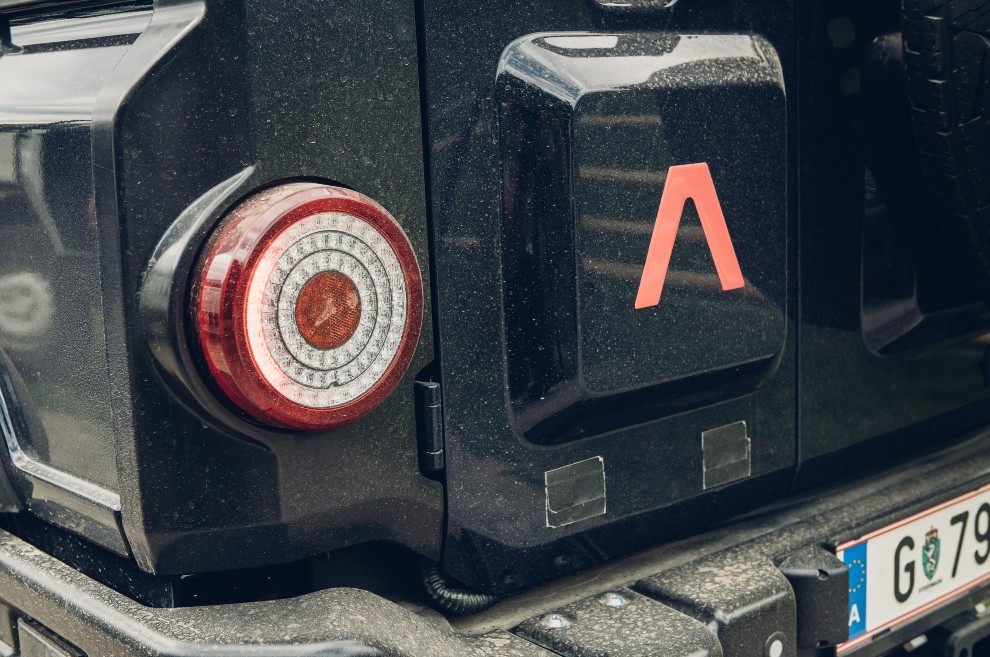 Ineos Grenadier - 4x4 - todoterreno - Defender - prototipo - prueba