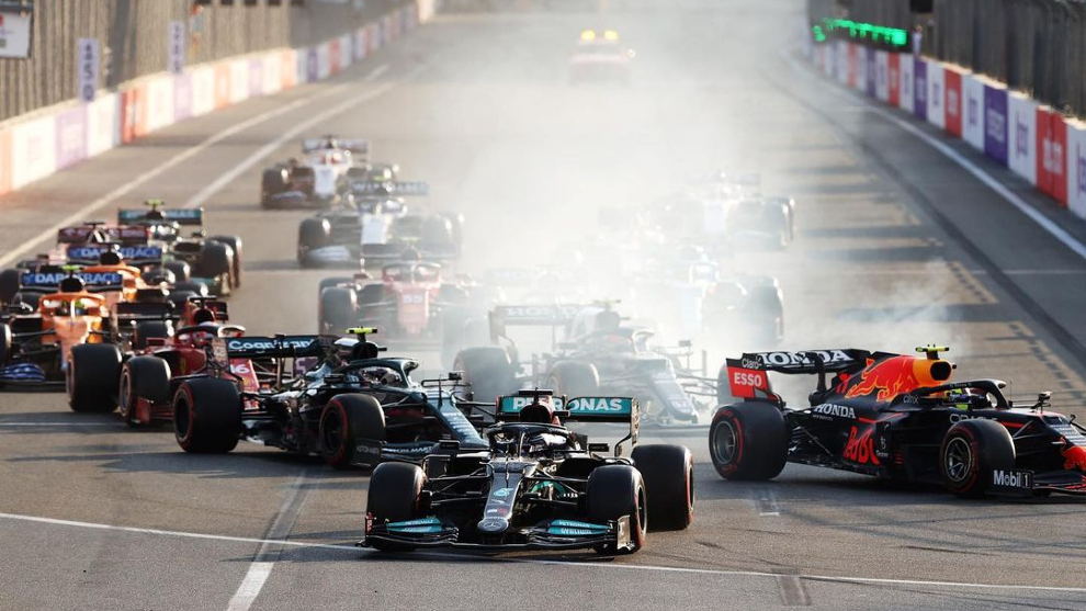 El error de Hamilton en Bakú.