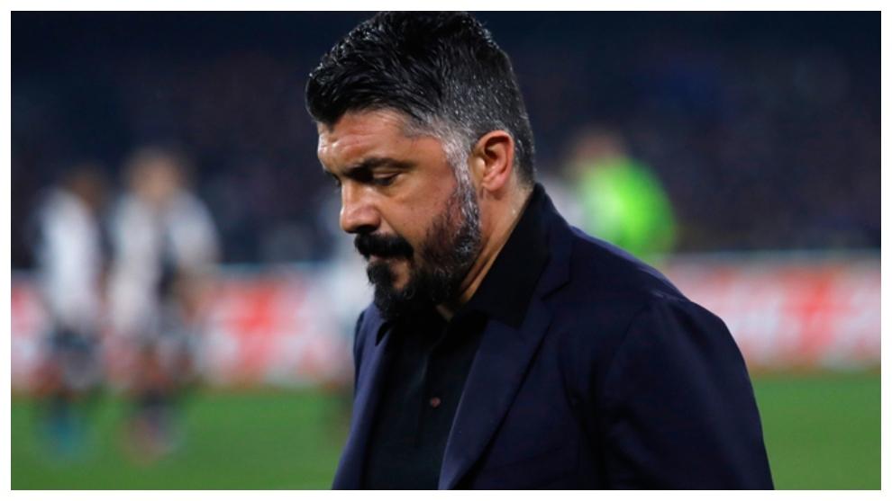 Gattuso cerca de dejar Florencia.