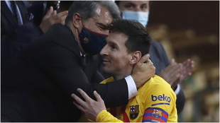 """""""Lo de Leo no está hecho"""""""