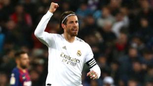 El capitán del Real Madrid, Sergio Ramos, se va con 22 títulos