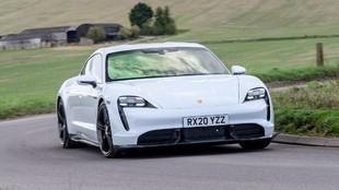 Podcast - Porsche Taycan - Porsche electrico - viaje Madrid Barcelona...