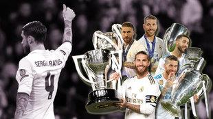 Sergio Ramos Real Madrid - Rueda de Prensa - Despedida - Ultima hora