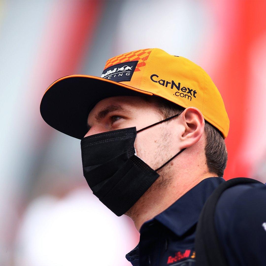 Max Verstappen en el GP de Francia