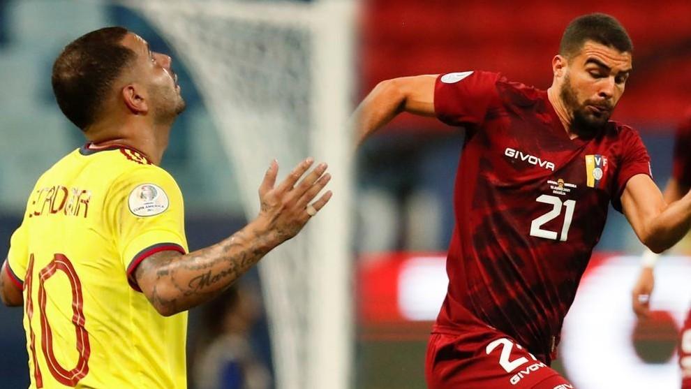 Colombia sigue perdonando goles