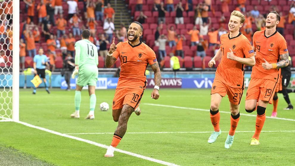 Países Bajos ya se apunta a octavos