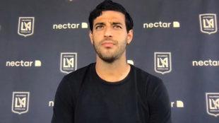 Carlos Vela tampoco entiende la ausencia de Chicharito Hernández en selección mexicana