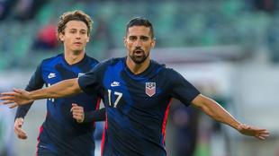 Estados Unidos va sin la camada europea para la Copa Oro