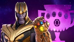 Thanos, el titán loco!!