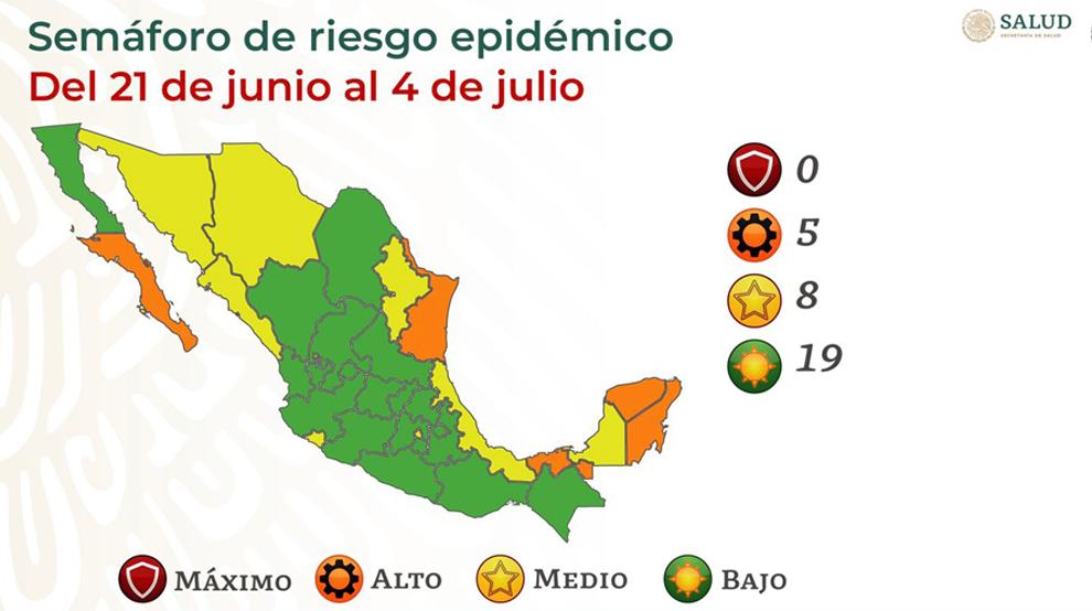 Vacuna Covid-19 México hoy 19 de junio: ¿Cuántas dosis se han aplicado y cuántos casos de coronavirus van al momento?