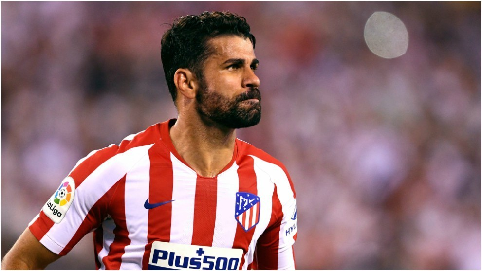 Diego Costa sigue a la espera de encontrar club.