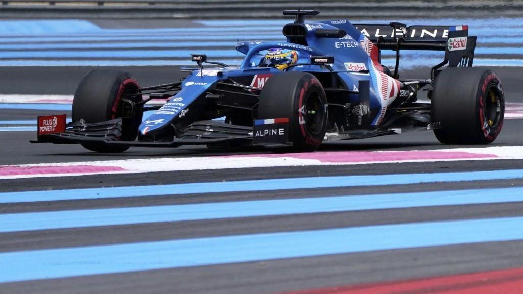 Entrenamientos Libres, en directo: Alonso sigue arriba