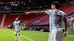 De Paul brilla con Argentina a la espera del Atlético
