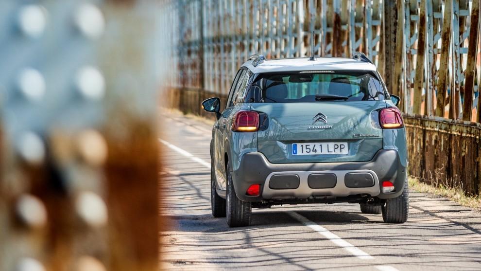 Citroën C3 Aircross - primera prueba - SUV - urbano - coches pequeños - restyling - actualización