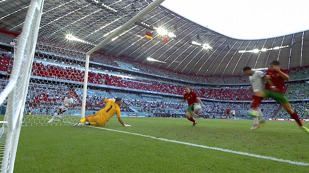 Remonta Alemania con dos goles en propia meta