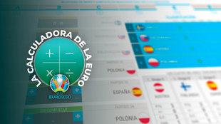La calculadora del grupo de España: o ganamos a Eslovaquia...