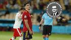 Gerard Moreno, tras fallar el penalti ante Polonia
