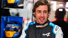 Fernando Alonso, durante la calificación de hoy en Paul Ricard.