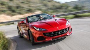 Ferrari Portofino M - prueba - descapotable - deportivo