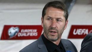 Franco Foda anunció la titularidad de Marko Arnautovic.