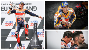 Marc Marquez MotoGP Alemania