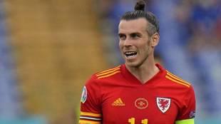 Gareth Bale, capitán de la selección de Gales