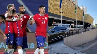 Escándalo en Chile: hasta seis jugadores habrían hecho una fiesta con mujeres en el hotel