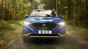 MG ZS EV - SUV electrico - Plan Moves III