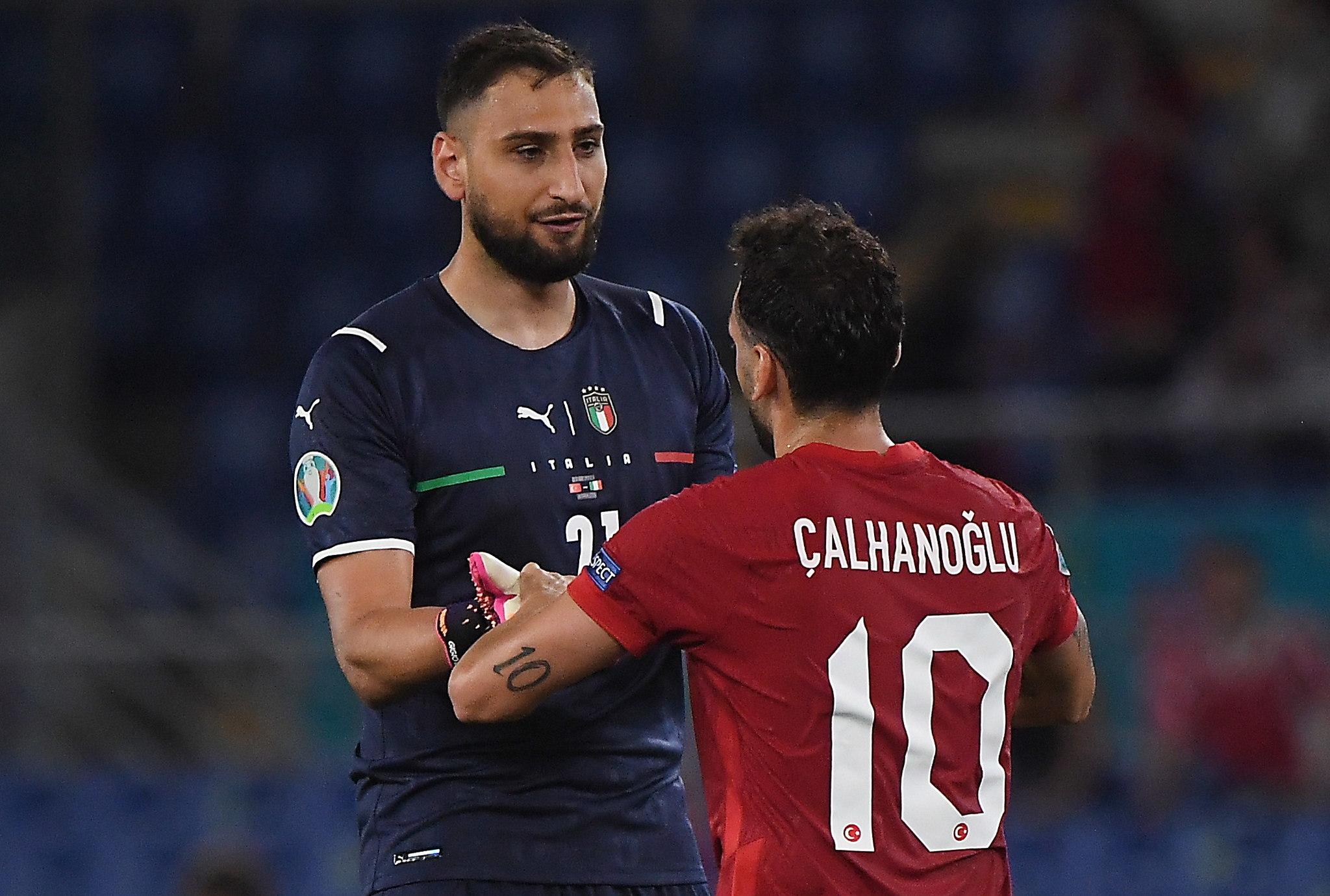 Serie A: Donnarumma and Calhanoglu exits mean AC Milan have to ...