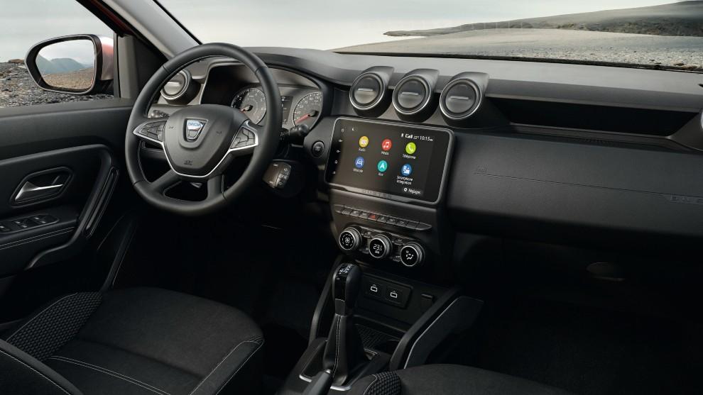 Dacia Duster 2021 -  restyling - actualización - SUV - superventas - low cost