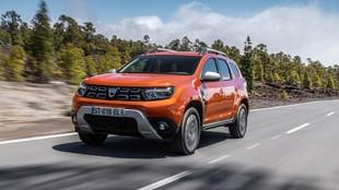 Dacia Duster 2021 -  restyling - actualización - SUV - superventas -...