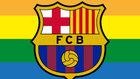 El Barça se une al clamor contra la UEFA por el arcoíris de Munich